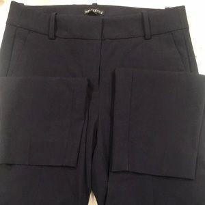 J.Crew slim crop pants Navy